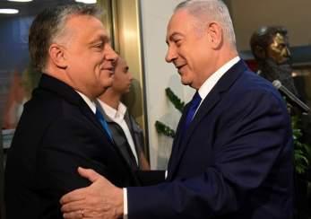 Orban-Netanyahu-Israel-Hungary