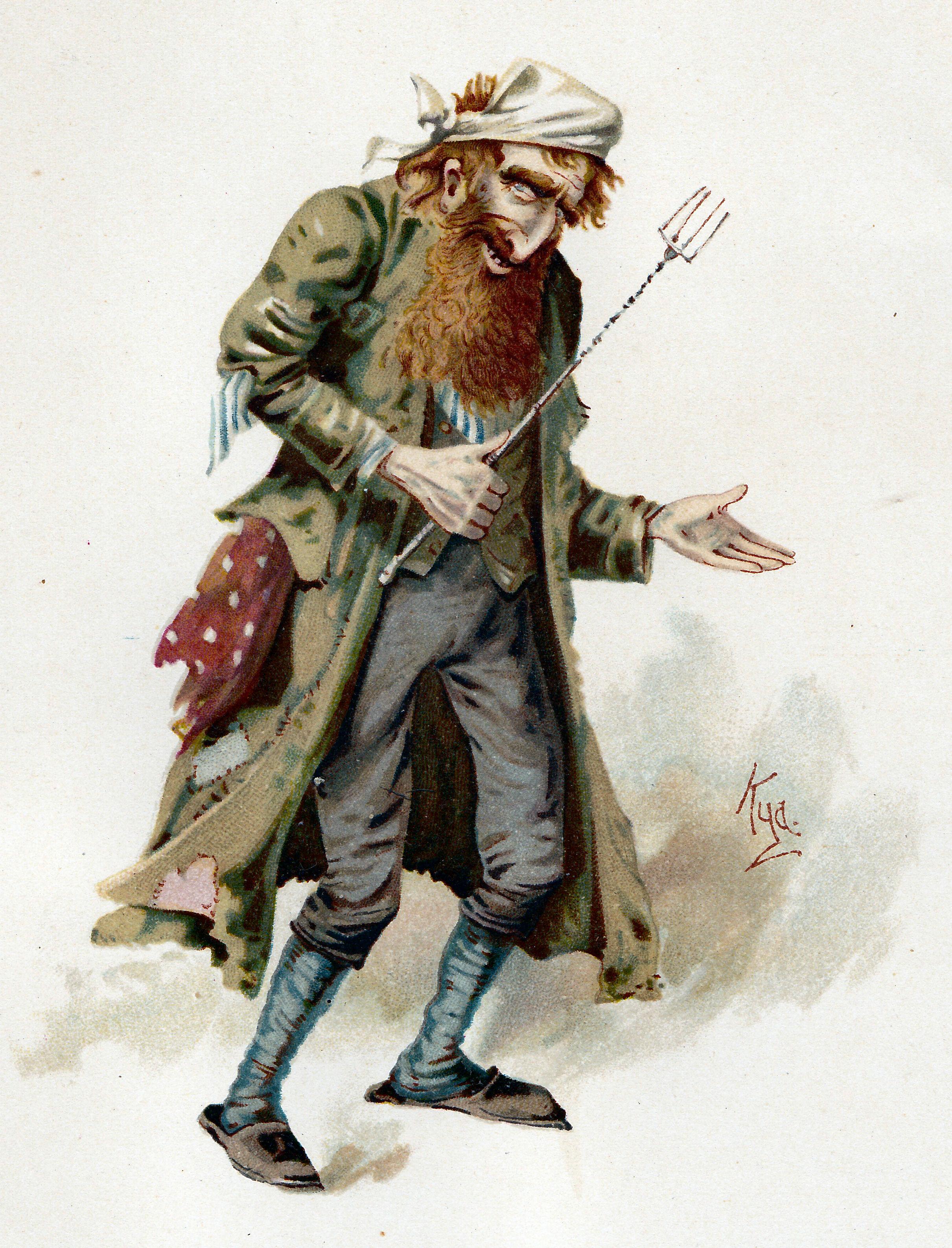 Fagin_by_Kyd_1889