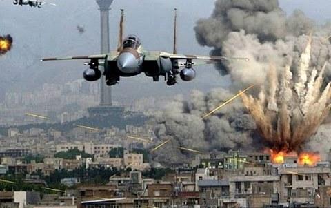 OTAN bombardeia sérvia em 1999 B