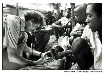 K na Etiópia 1985 Sebastião salgado