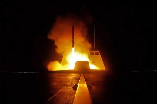 siria french cruise missile