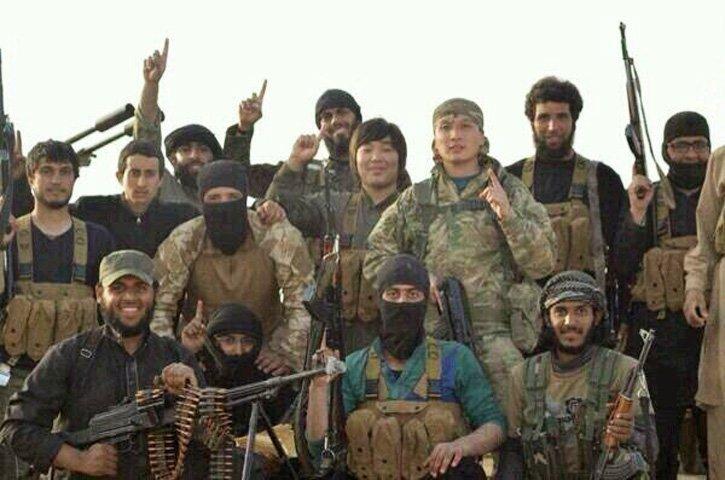 jihadistas chineses