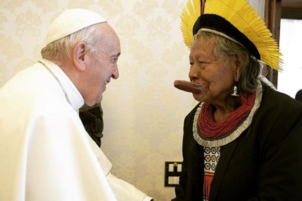 papa e raoni