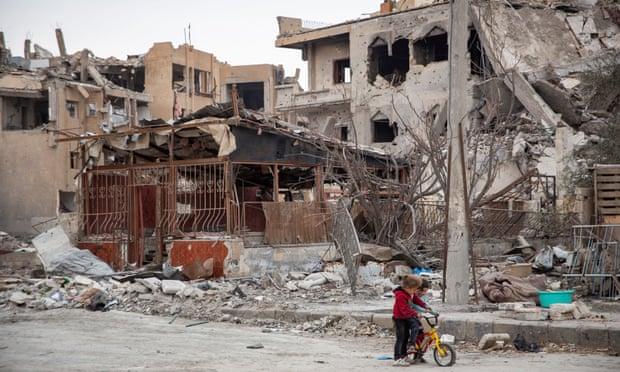Síria Raqqa