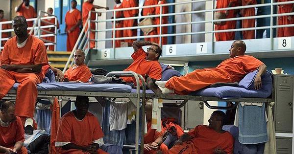 black men prison baltimore 1