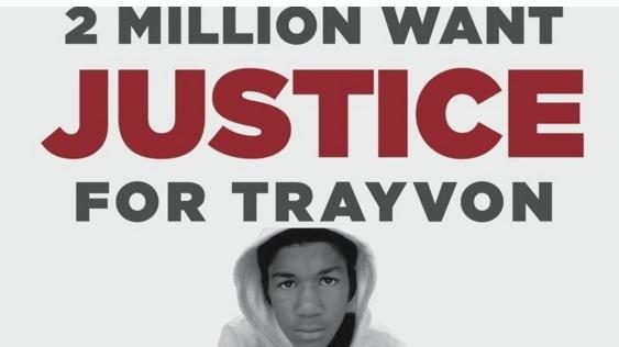 justiça para trayvon
