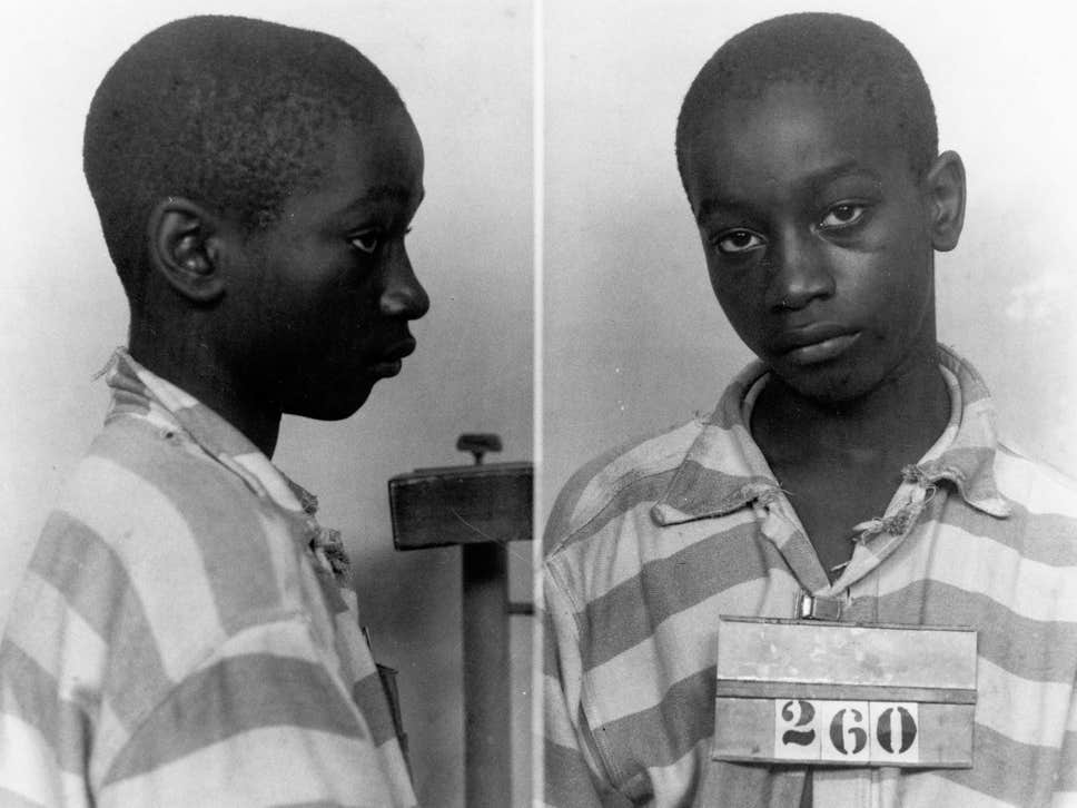 George Stinney Jr inocente executado e exonerado 70 anos depois