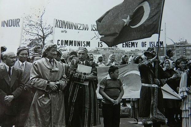 O velho Alptekin em 1966