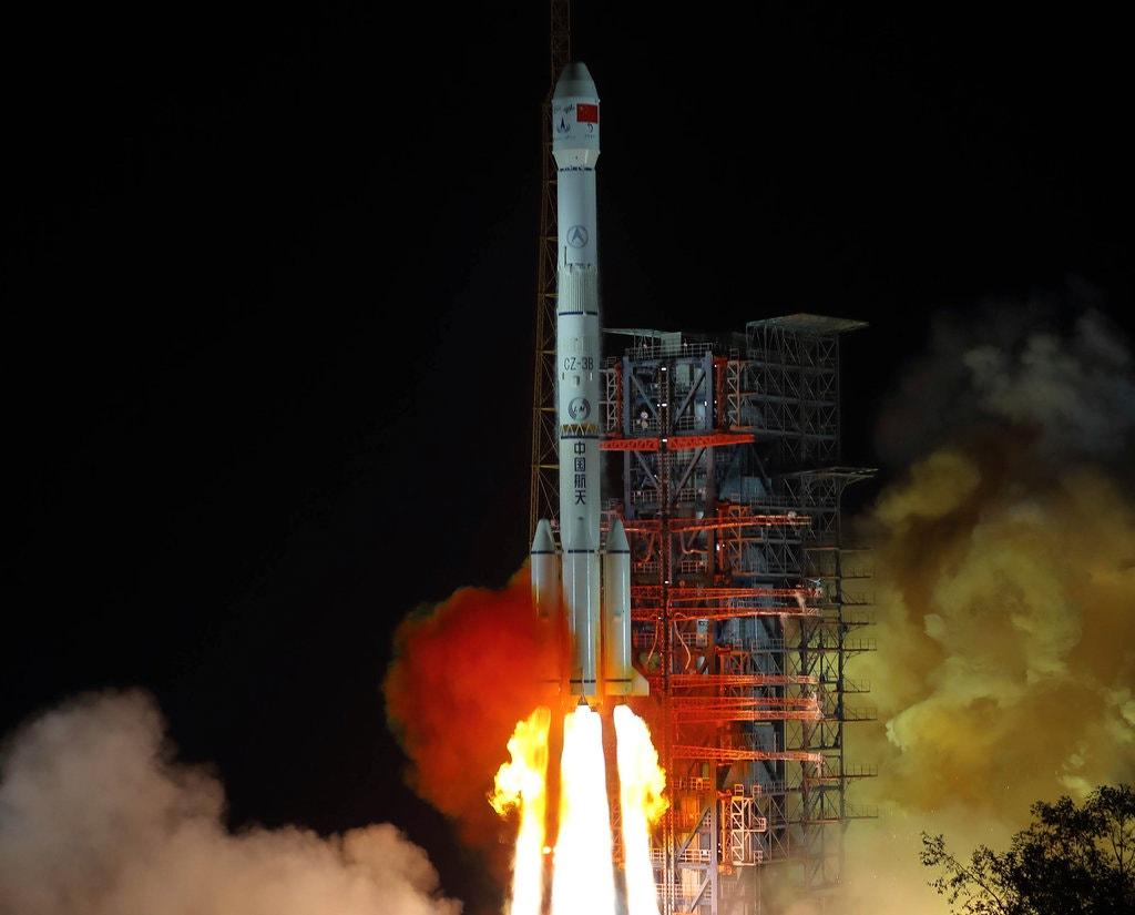 Chang e 4 Jiang Hongjing Xinhua via AP