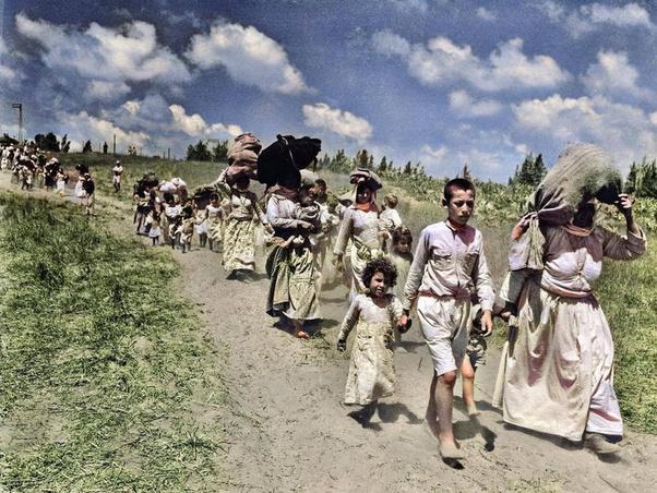 expulsão de palestinos