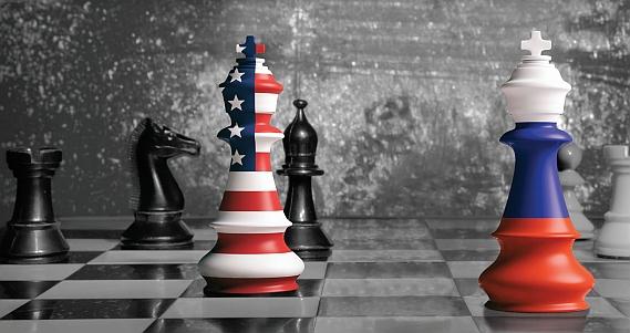 Xadrez da geopolítica EUA-Rússia