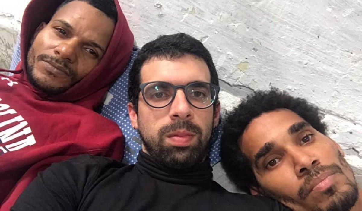 greve de fome de membros do Movimento San Isidro