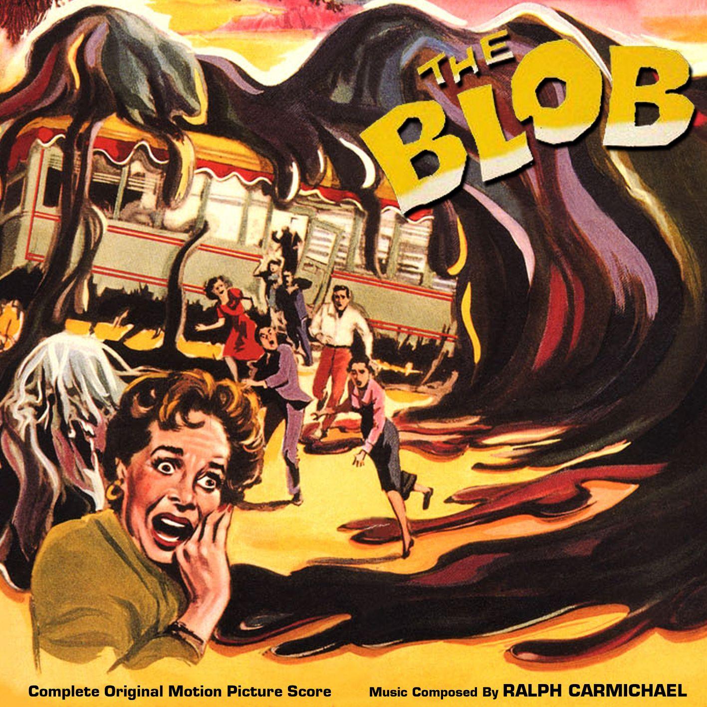 The revenge of the blob